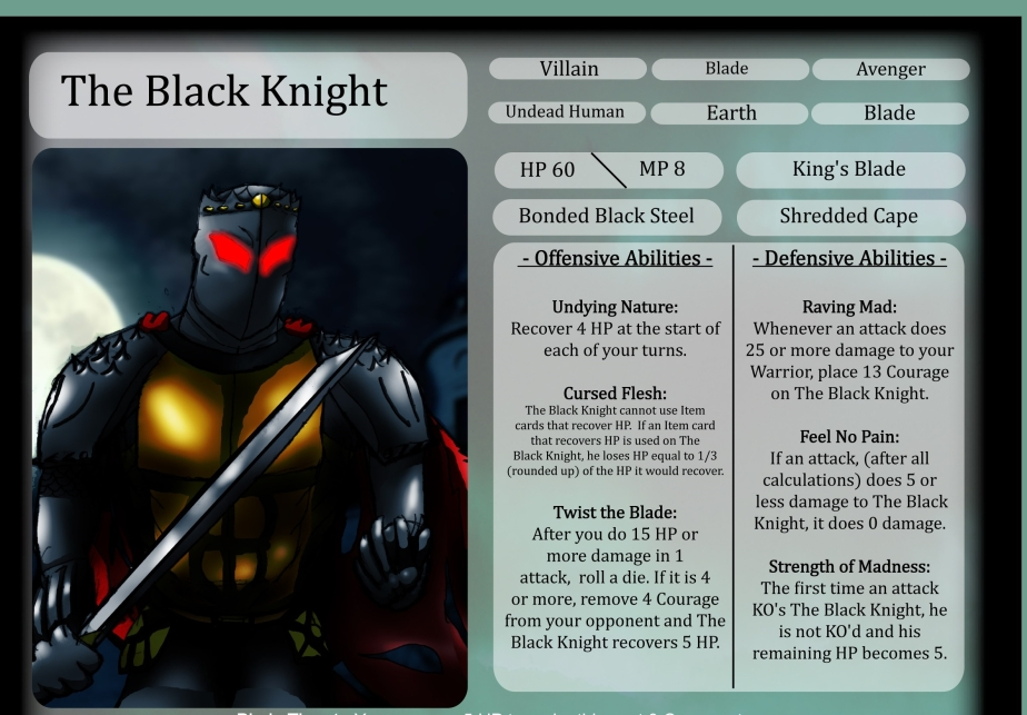 0009 The Black Knight